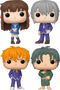 Funko Pop! Fruits Basket - The Chinese Zodiac - Bundle (Set of 4) - The Amazing Collectables