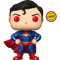 "Funko Pop! Superman - Superman 10"" #159 - Chase Chance - The Amazing Collectables"