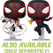 Funko Pop! Marvel's Spider-Man: Miles Morales - Miles Morales in White Suit #768 - The Amazing Collectables