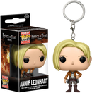 Funko Pocket Pop! Keychain - Attack on Titan - Annie Leonhart - The Amazing Collectables