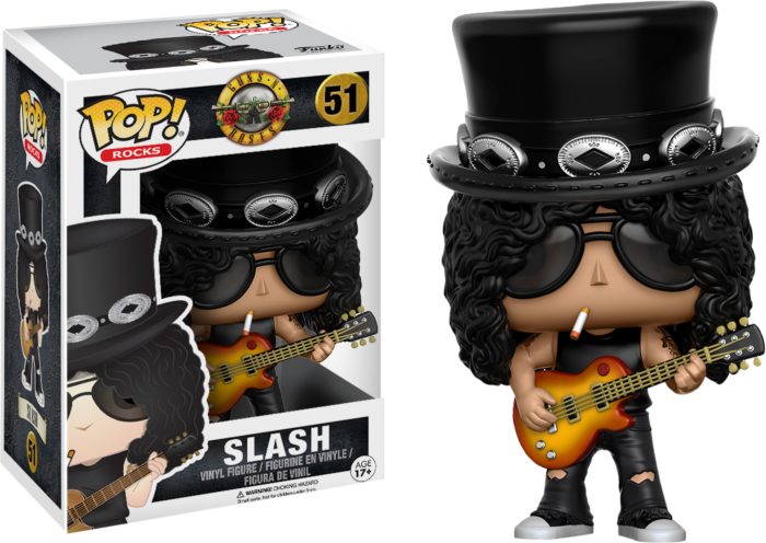 Funko Pop! Guns N' Roses - Sweet Pop! O' Mine - Bundle (Set of 3) - The Amazing Collectables