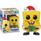 Funko Pop! SpongeBob SquarePants - SpongeBob SquarePants Christmas Holiday #453 - The Amazing Collectables