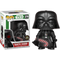 Funko Pop! Star Wars - Darth Vader Christmas Holiday #279 - Chase Chance - The Amazing Collectables