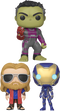 Funko Pop! Avengers 4: Endgame - Avenge the Fallen - Bundle (Set of 3) - The Amazing Collectables