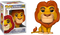 Funko Pop! The Lion King - Mufasa #495 - The Amazing Collectables