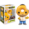 Funko Pop! The Simpsons - Donut Head Homer #1033 - The Amazing Collectables