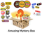 Funko Amazing Mystery Box - (Box of 36 Funko Pop! Vinyl Figures) - The Amazing Collectables