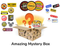 Amazing Mystery Box - Funko Pop! - The Amazing Collectables