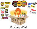 Amazing Mystery Box - Disney - Funko Pop! - The Amazing Collectables