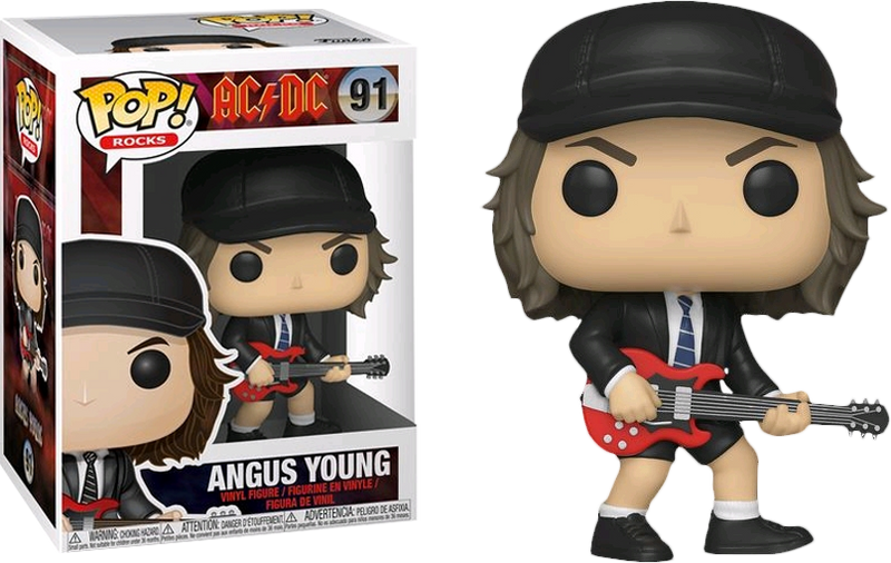 Funko Pop! AC/DC - Angus Young