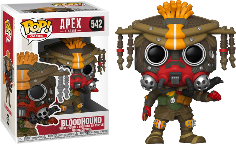 Funko Pop! Apex Legends - Bloodhound