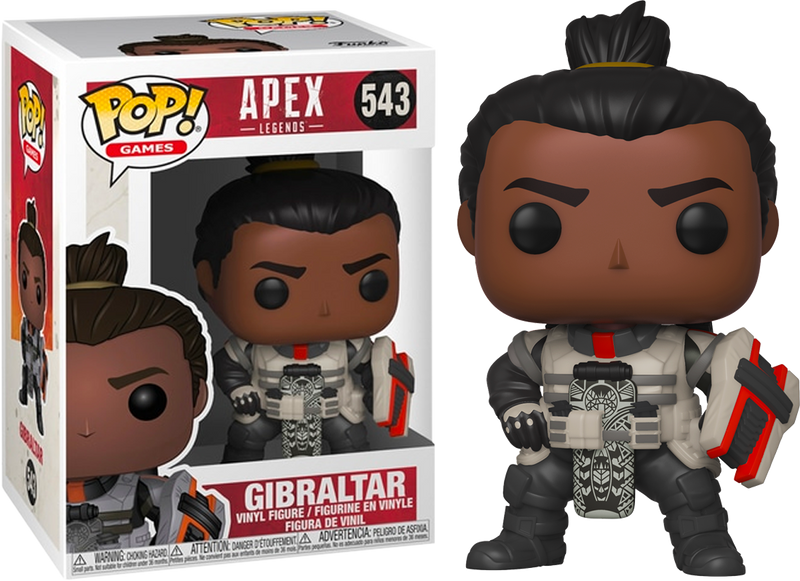 Funko Pop! Apex Legends - Gibraltar