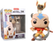 Funko Pop! Avatar: The Last Airbender - Aang with Momo #534 - The Amazing Collectables