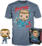 Funko - Avengers 4: Endgame - Thor - Vinyl Figure & T-Shirt Box Set - The Amazing Collectables
