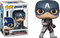 Funko Pop! Avengers 4: Endgame - Captain America in Team Suit #450 - The Amazing Collectables