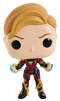 Funko Pop! Avengers 4: Endgame - Captain Marvel with New Hair #576 - The Amazing Collectables