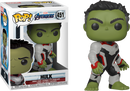Funko Pop! Avengers 4: Endgame - Hulk in Team Suit