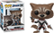 Funko Pop! Avengers 4: Endgame - Rocket in Team Suit #462 - The Amazing Collectables