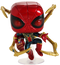 Funko Pop! Avengers 4: Endgame - Iron Spider with Nano Gauntlet #574 - The Amazing Collectables