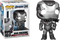 Funko Pop! Avengers 4: Endgame - War Machine #458 - The Amazing Collectables