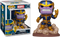 Funko Pop! The Infinity Gauntlet - Thanos Snap Metallic Deluxe #556 - The Amazing Collectables