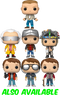 Funko Pop! Back To The Future: Part II - Dr. Emmett Brown in 2015
