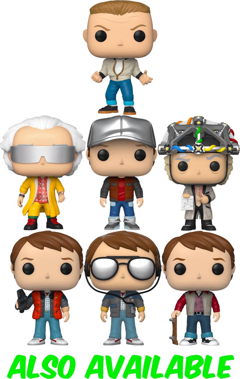 Funko Pop! Back To The Future: Part II - Marty McFly