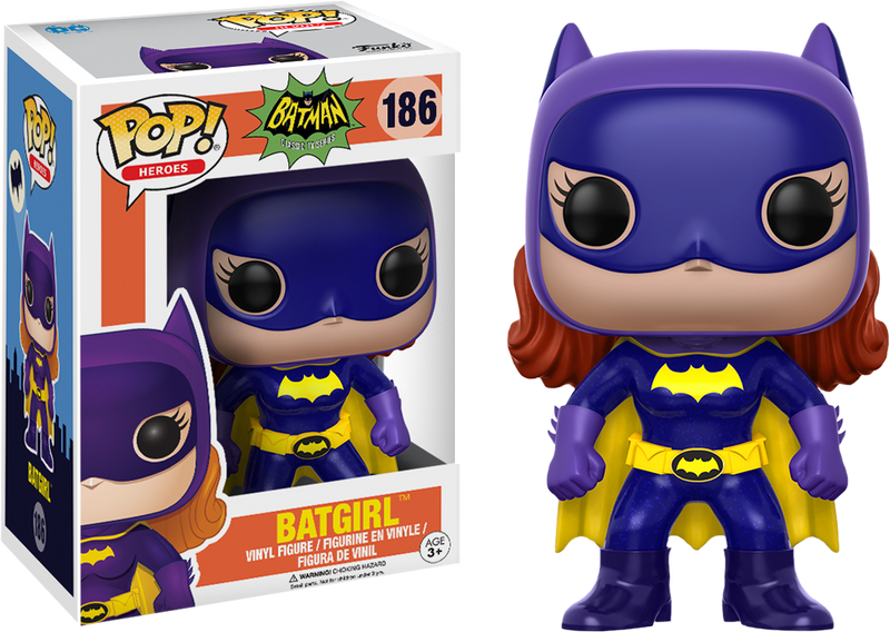 Funko Pop! Batman - Batgirl 1966