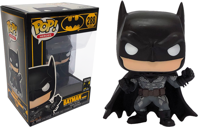 Funko Pop! Batman - Batman Damned 80th Anniversary