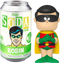 Funko - Batman - Robin - Vinyl SODA Figure in Collector Can - The Amazing Collectables