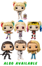 Funko Pop! Birds of Prey (2020) - Harley Quinn and Beaver #308 - The Amazing Collectables