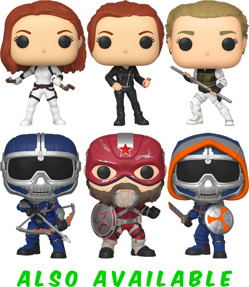 Funko Pop! Black Widow (2020) - Taskmaster with Bow
