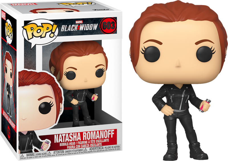 Funko Pop! Black Widow (2020) - Natasha Romanoff