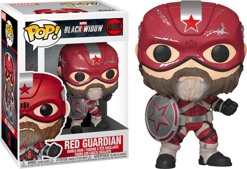 Funko Pop! Black Widow (2020) - Red Guardian