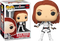 Funko Pop! Black Widow (2020) - Black Widow in White Suit #604 - The Amazing Collectables