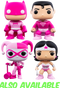 Funko Pop! Wonder Woman - Wonder Woman Breast Cancer Awareness #350 - The Amazing Collectables
