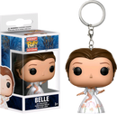 Funko Pocket Pop! Keychain - Beauty and the Beast - Belle (Celebration) Pocket - The Amazing Collectables