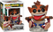 Funko Pop! Crash Bandicoot - Spinning - Vinyl Bundle (Set of 3) - The Amazing Collectables