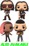 Funko Pop! Cyberpunk 2077 - Johnny Silverhand with Guns - The Amazing Collectables
