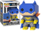 Funko Pop! Batman - Classic Batgirl (Blue) 8-Bit #02 - The Amazing Collectables