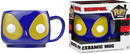 Funko Pop! Home Ceramic Mug - Deadpool - Deadpool Evil Blue - The Amazing Collectables