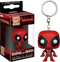 Funko Pocket Pop! Keychain -  Deadpool - Deadpool with Swords - The Amazing Collectables