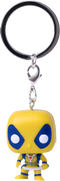 Funko Pocket Pop! Keychain - Deadpool - Yellow Deadpool - The Amazing Collectables