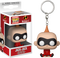 Funko Pocket Pop! Keychain - Incredibles 2 - Jack-Jack - The Amazing Collectables