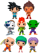 Funko Pop! Dragon Ball Z - What A Mecha - Bundle (Set of 8) - The Amazing Collectables