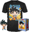 Funko - Dragon Ball Z - Goku Kamehameha - Vinyl Figure & T-Shirt Box Set - The Amazing Collectables