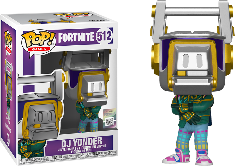 Funko Pop! Fortnite - DJ Yonder