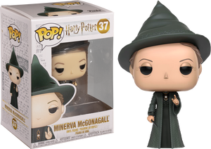 Calendrier De Lavent Harry Potter Funko Pop.Funko Pop Harry Potter Minerva Mcgonagall 37