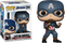 Funko Pop! Avengers 4: Endgame - Captain America #464 - The Amazing Collectables