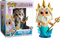 "Funko Pop! The Little Mermaid - King Triton 6"" Super Sized #570 - The Amazing Collectables"